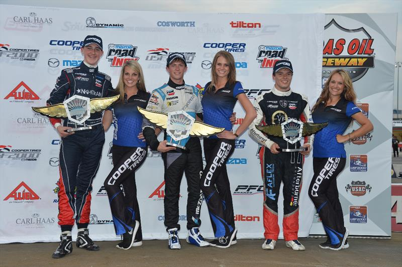 ArmsUp Motorsports Wins at Lucas Oil Raceway