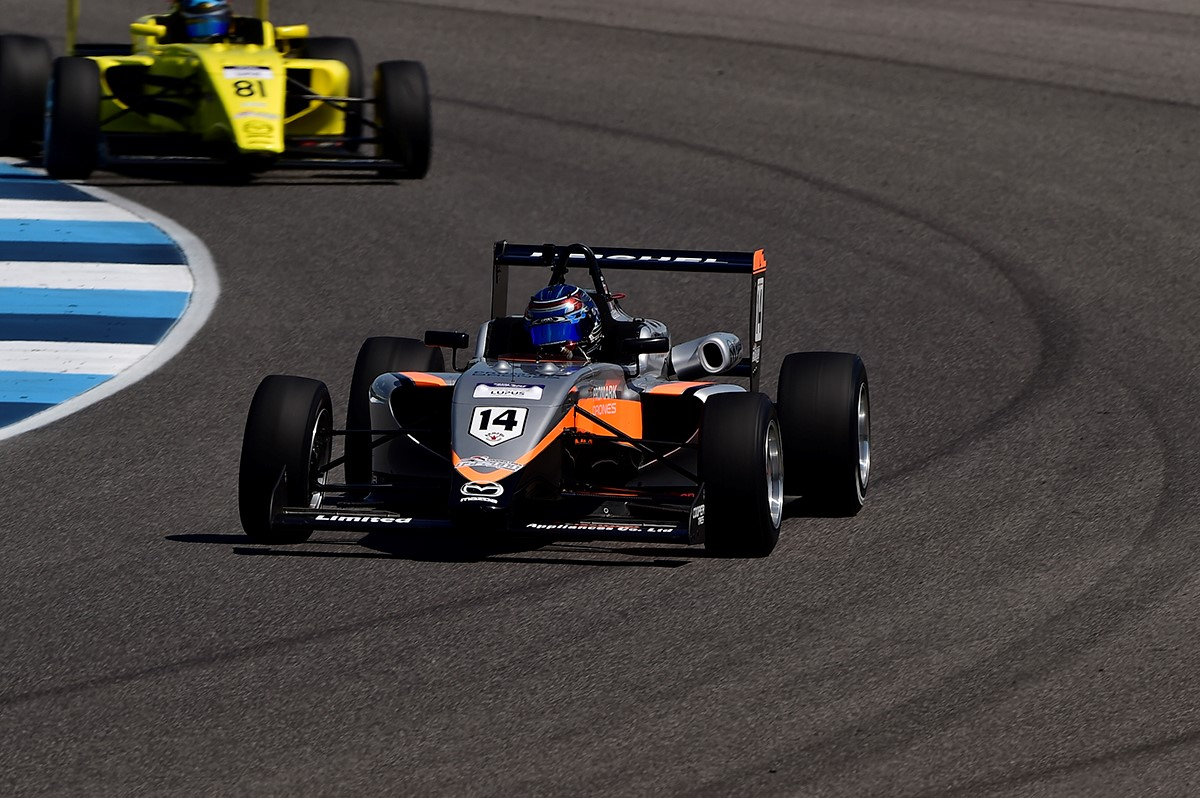Max Peichel, Dakota Dickerson and ArmsUp Motorsports Take On Road America this Weekend
