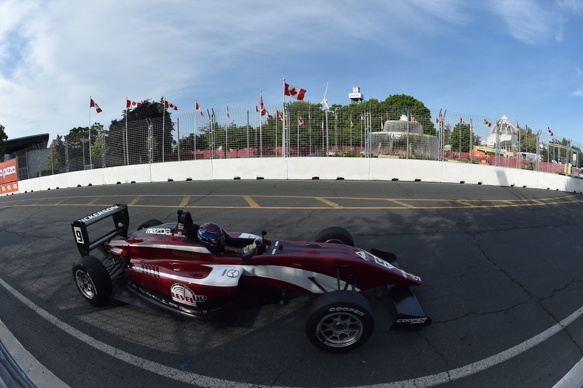 ArmsUp Motorsports Claim Pole Position and Podium in Toronto