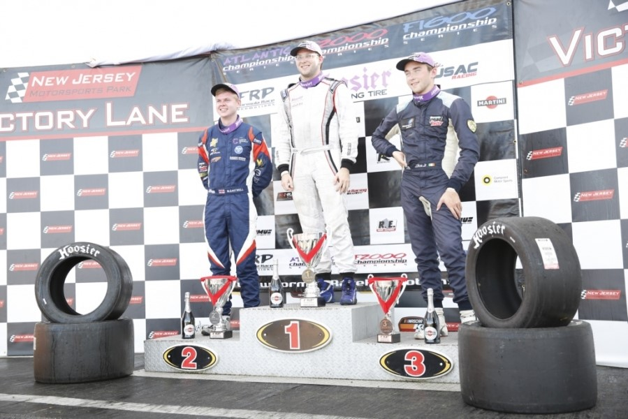 ArmsUp Motorsports Wins F2000 Pro Series